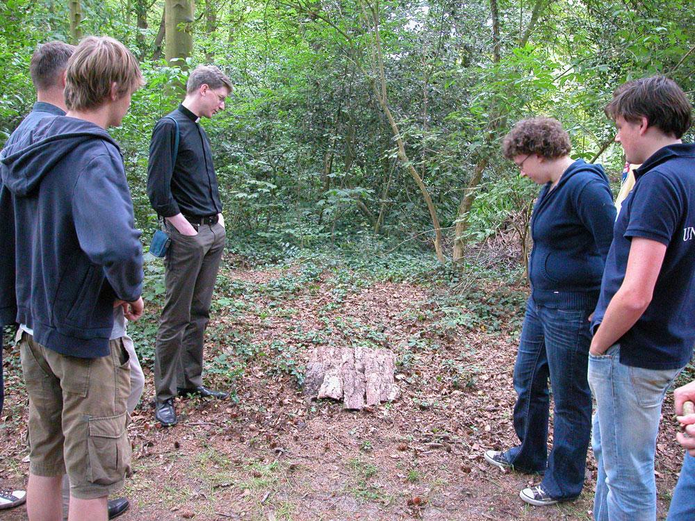 workshop werken in en met de natuur